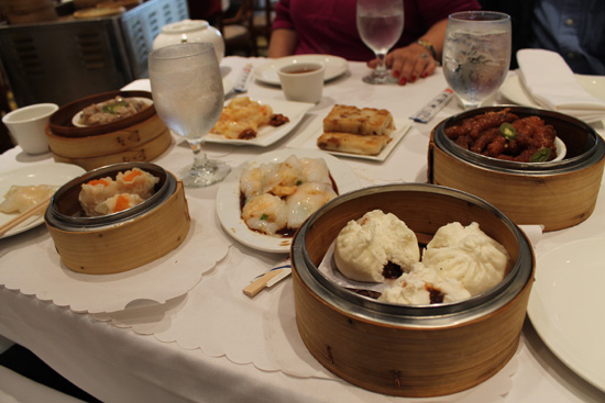 City View -- a dim sum restaurant in San Francisco's Chinatown -- serves up everything from dumplings to chicken feet to pork buns.