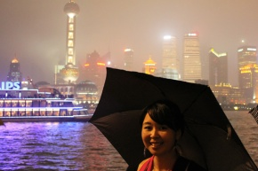 Postcard 20.1: Shanghai, China