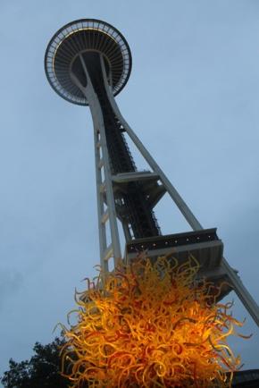 Postcard 22.2: Seattle,Washington