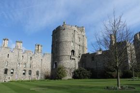Postcard 23.2: Windsor Castle & London,England