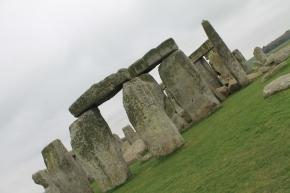 Postcard 23.3: Bath & Stonehenge, UnitedKingdom