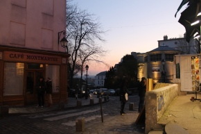 Postcard 24.7: Montmartre, Paris, France