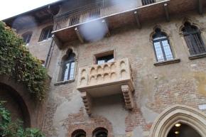 Postcard 28.1: Verona,Italy