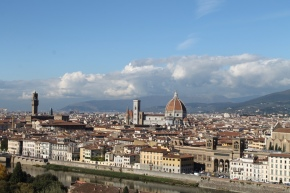 Postcard 29: Florence,Italy